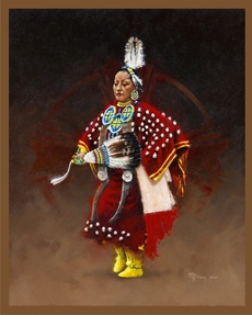 Choctaw Women's Traditional
